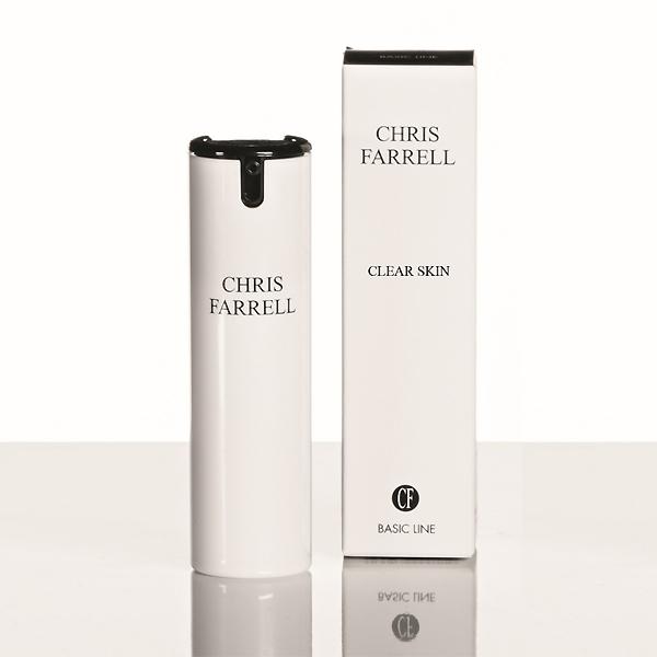 Chris Farell Basic Line Clear Skin - Natur Aesthetik