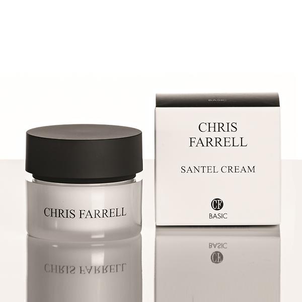 Chris Farell Basic Line Santel Cream - Natur Aesthetik